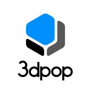 Logo de la startup 3dpop impression3D