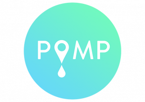Logo de la startup POMP