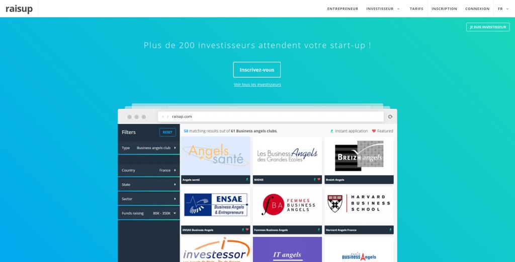 Logo de la startup Raisup