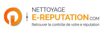 Logo de la startup Nettoyage e-réputation