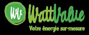 Logo de la startup WattValue