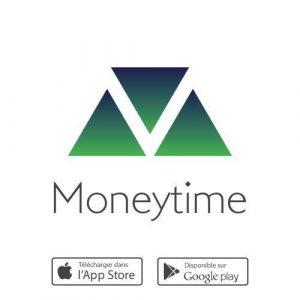 Logo de la startup Moneytime