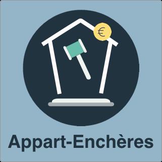 Logo de la startup Appart-Enchères