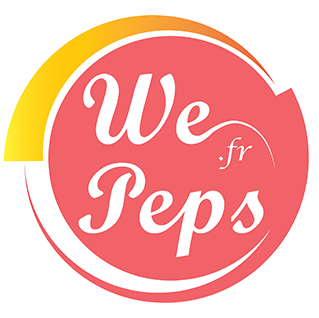 Logo de la startup WE PEPS