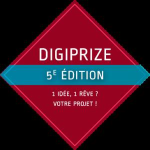 Logo de la startup Digiprize