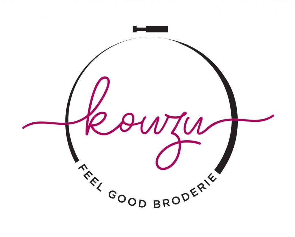 Logo de la startup Kouzu - Feel Good Broderie