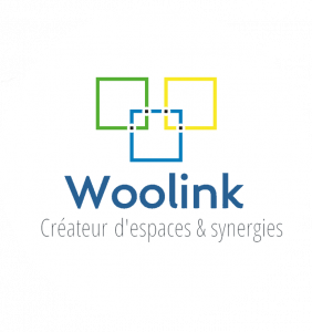 Logo de la startup woolink