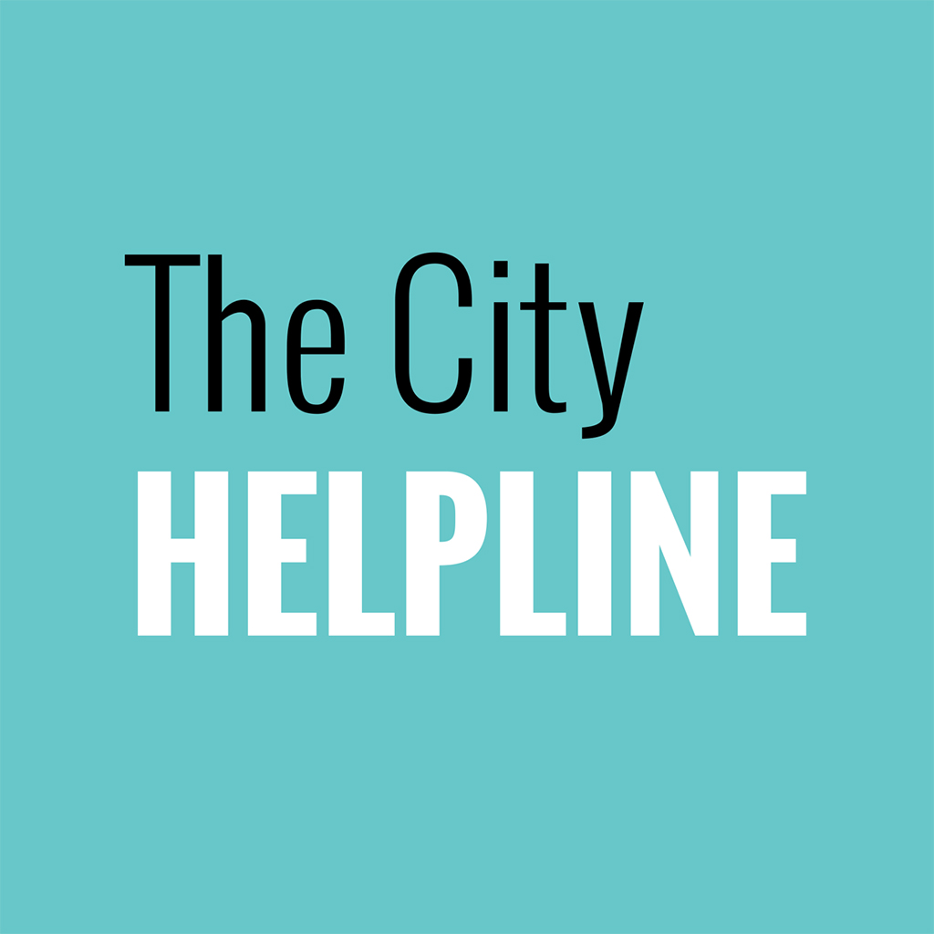 Logo de la startup The City Helpline