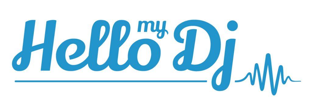 Logo de la startup HelloMyDj