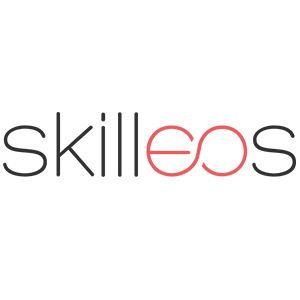 Logo de la startup Skilleos : des formations en ligne pour tous les goûts !