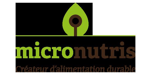Logo de la startup Micronutris