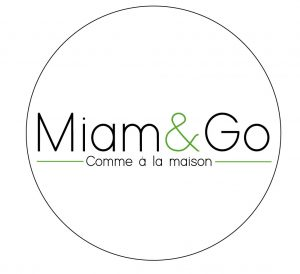 Logo de la startup Miam&Go