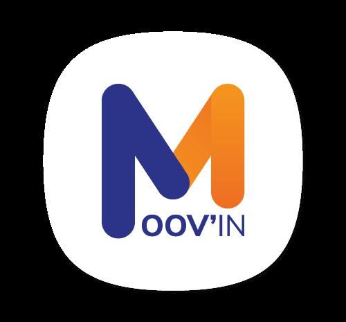Logo de la startup Moov'in