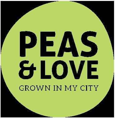 Logo de la startup Peas&Love