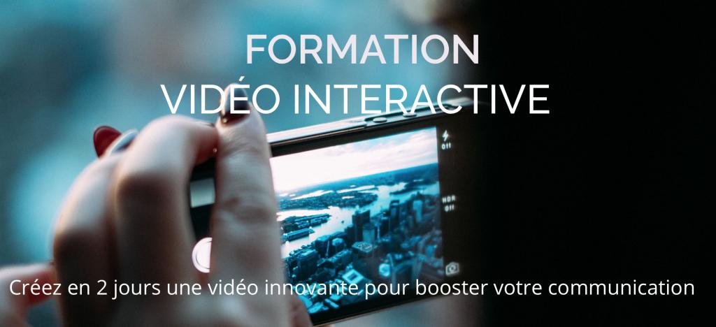 Logo de la startup Mutinerie School - Formation Vidéo Interactive