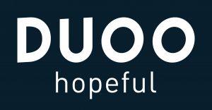 Logo de la startup DUOO Hopeful