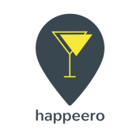 Logo de la startup happeero