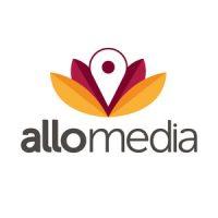 Logo de la startup Allo-Media