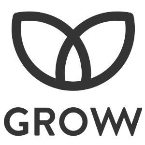 Logo de la startup Groww