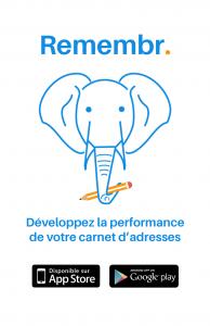 Logo de la startup Remembr