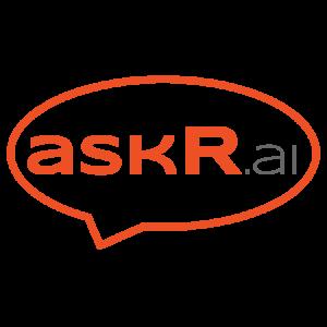 Logo de la startup askR ai