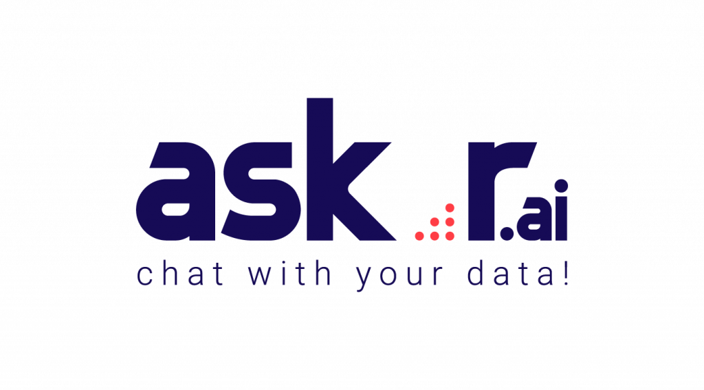 Logo de la startup askR.ai