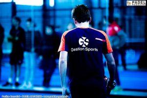 Logo de la startup Gestion Sports