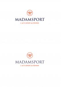 Logo de la startup Madam Sport