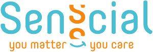 Logo de la startup Senscial
