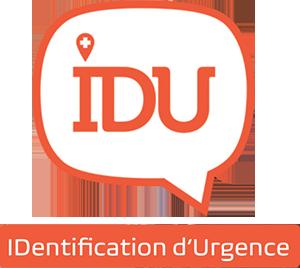 Logo de la startup IDU : IDentification D'Urgence