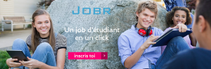 Logo de la startup Jobr