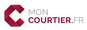 Logo de la startup Moncourtier fr