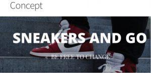 Logo de la startup Sneakers and Go