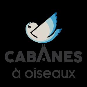 Logo de la startup cabanes à oiseaux