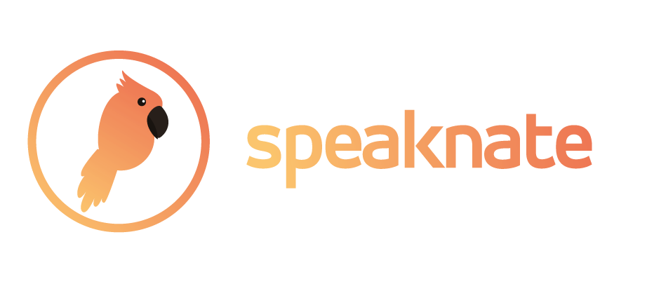 Logo de la startup Speaknate