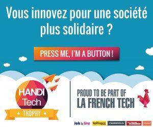 Logo de la startup Appel à Projet Handitech Trophy