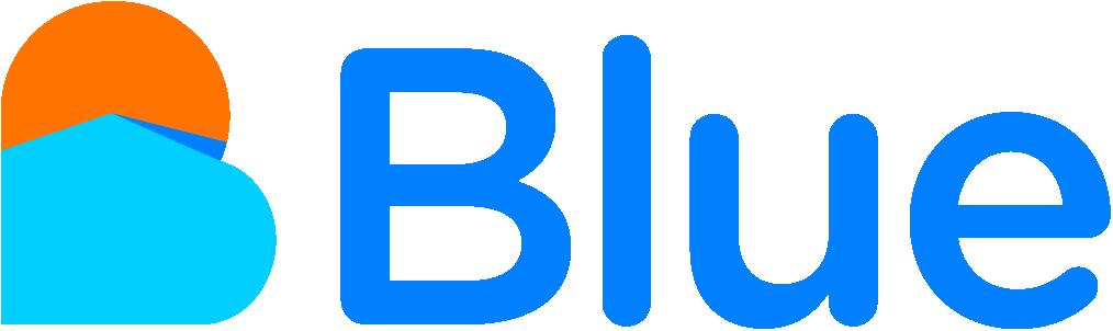 Logo de la startup Blue