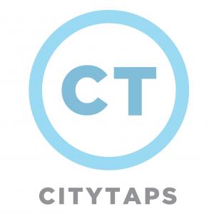 Logo de la startup CityTaps