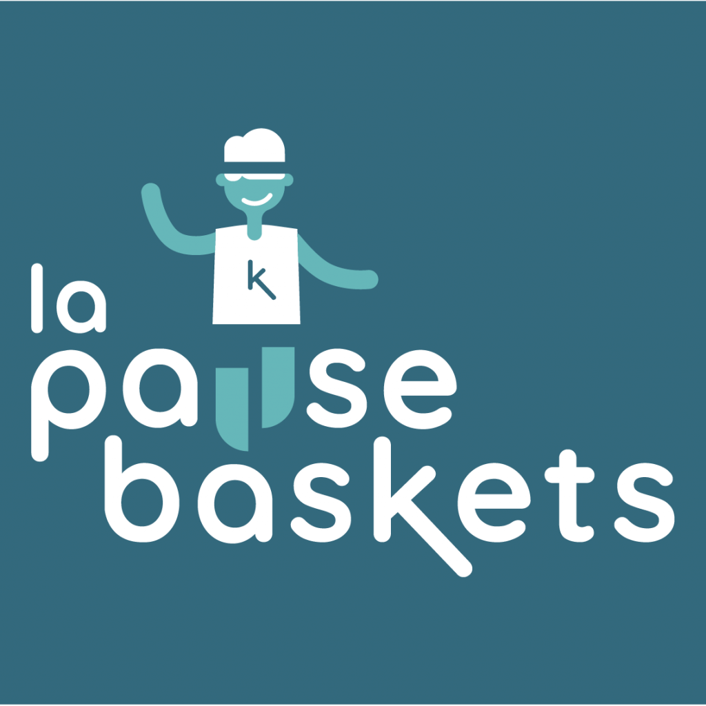 Logo de la startup La Pause Baskets