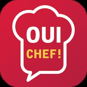 Logo de la startup Oui Chef !