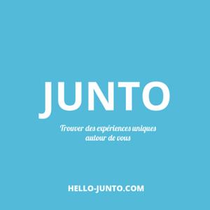 Logo de la startup hello-junto com