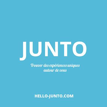 Logo de la startup hello-junto