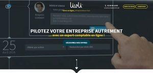 Logo de la startup Livli