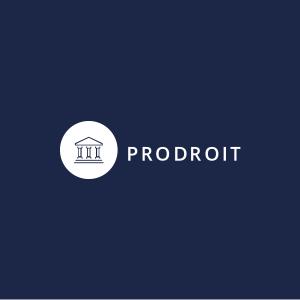 Logo de la startup Prodroit