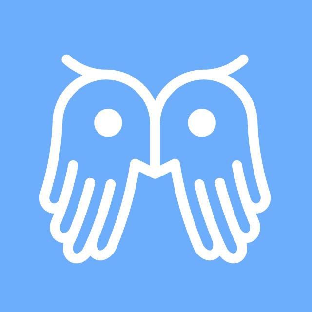 Logo de la startup Massagechouette