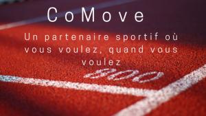 Logo de la startup CoMove