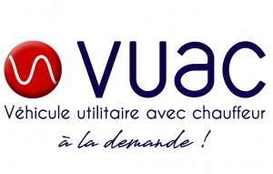 Logo de la startup VUAC