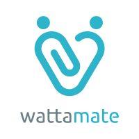 Logo de la startup Wattamate
