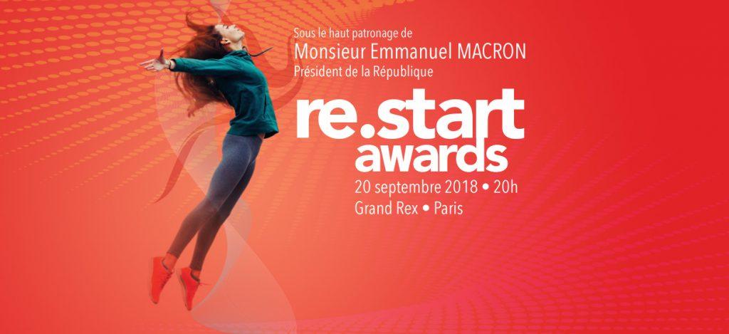 Logo de la startup Re Start Awards