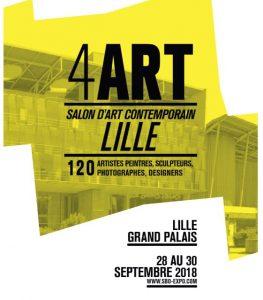 Logo de la startup 4ART Lille